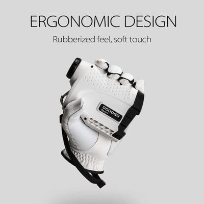 Gogogo Pro GS-22 Ergonomic Design