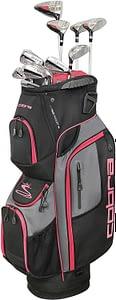 Cobra Golf 2019 Women's XL Speed Complete Golf Set