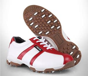 PGM Womens Leather Golf Shoes 3