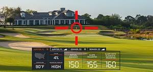 Bushnell Pro XE Golf Rangefinder Compensation