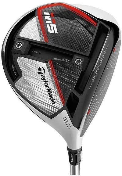 TaylorMade Golf M5 Driver (460cc)