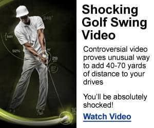 Golf Swing Video