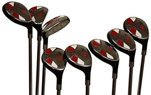 Senior Ladies Golf Clubs All Hybrid Set