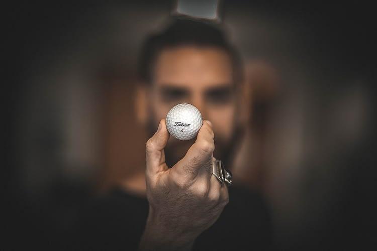 Found My Golf Ball