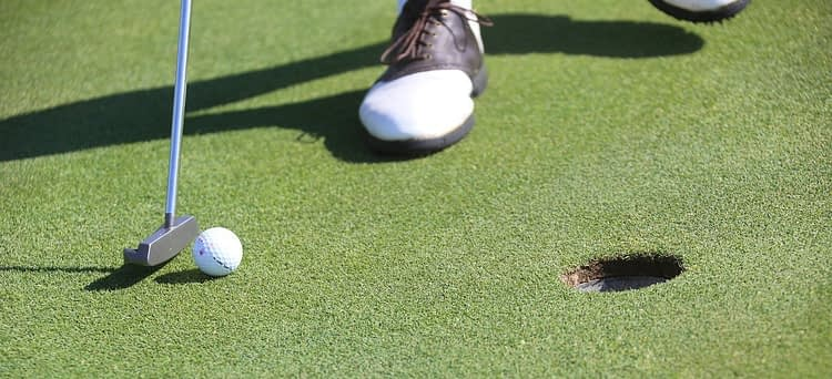 Improve Your Golf Putting