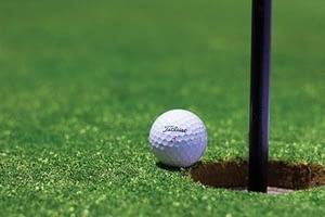 Golf Course Grass Color