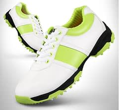 PGM Womens Leather Golf Shoes 2