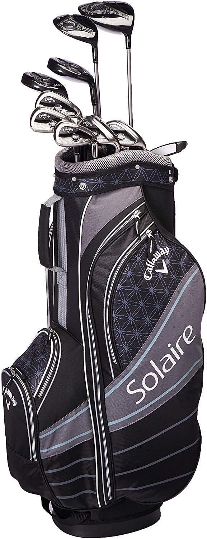 Callaway Women's Solaire Complete Golf Set (11 Piece)