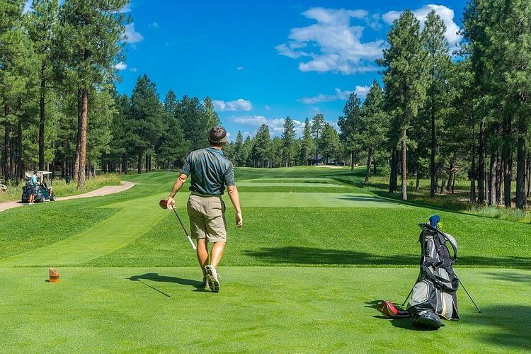 Golf Clothing for Men